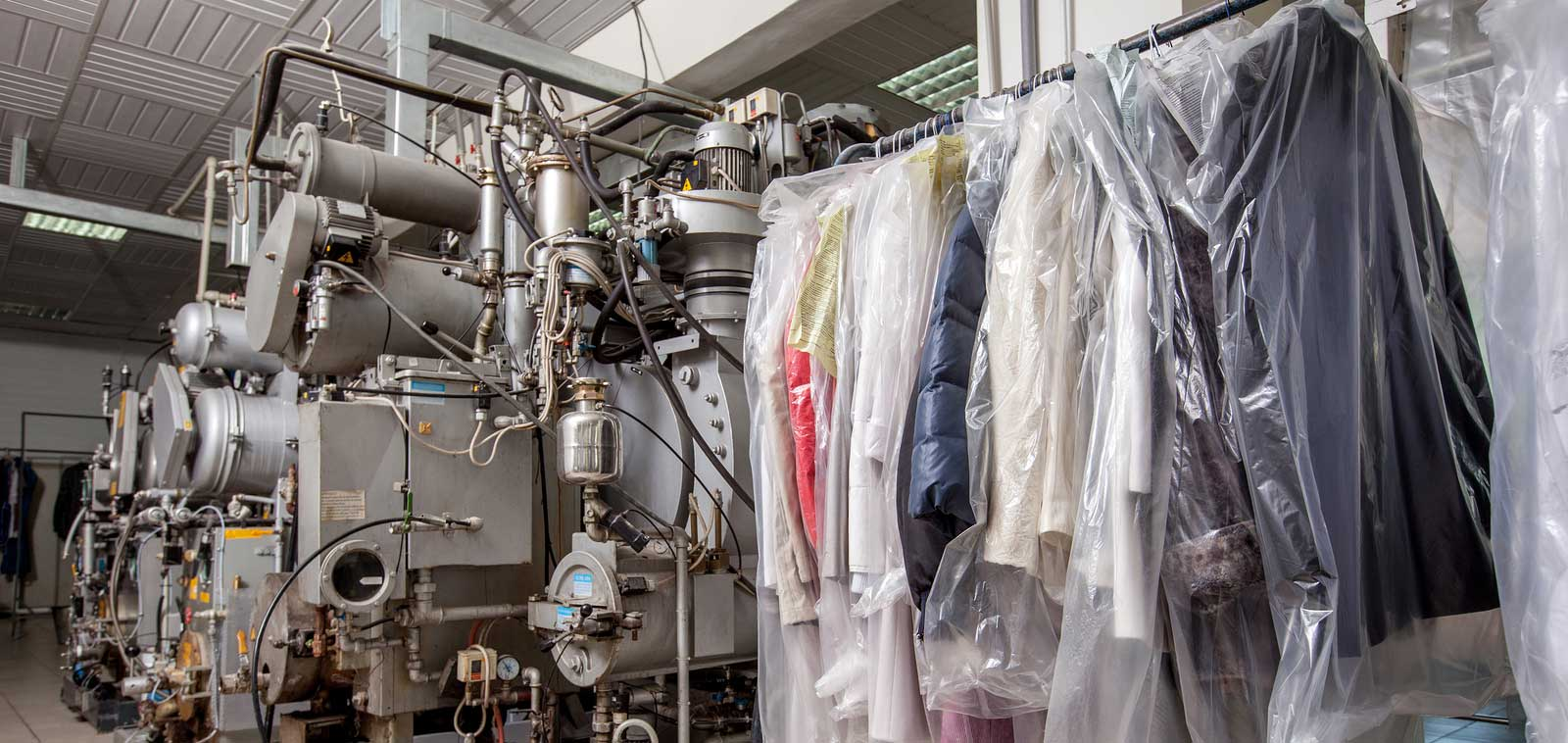 Environmental Solutions for Dry Cleaners, PERC Contamination