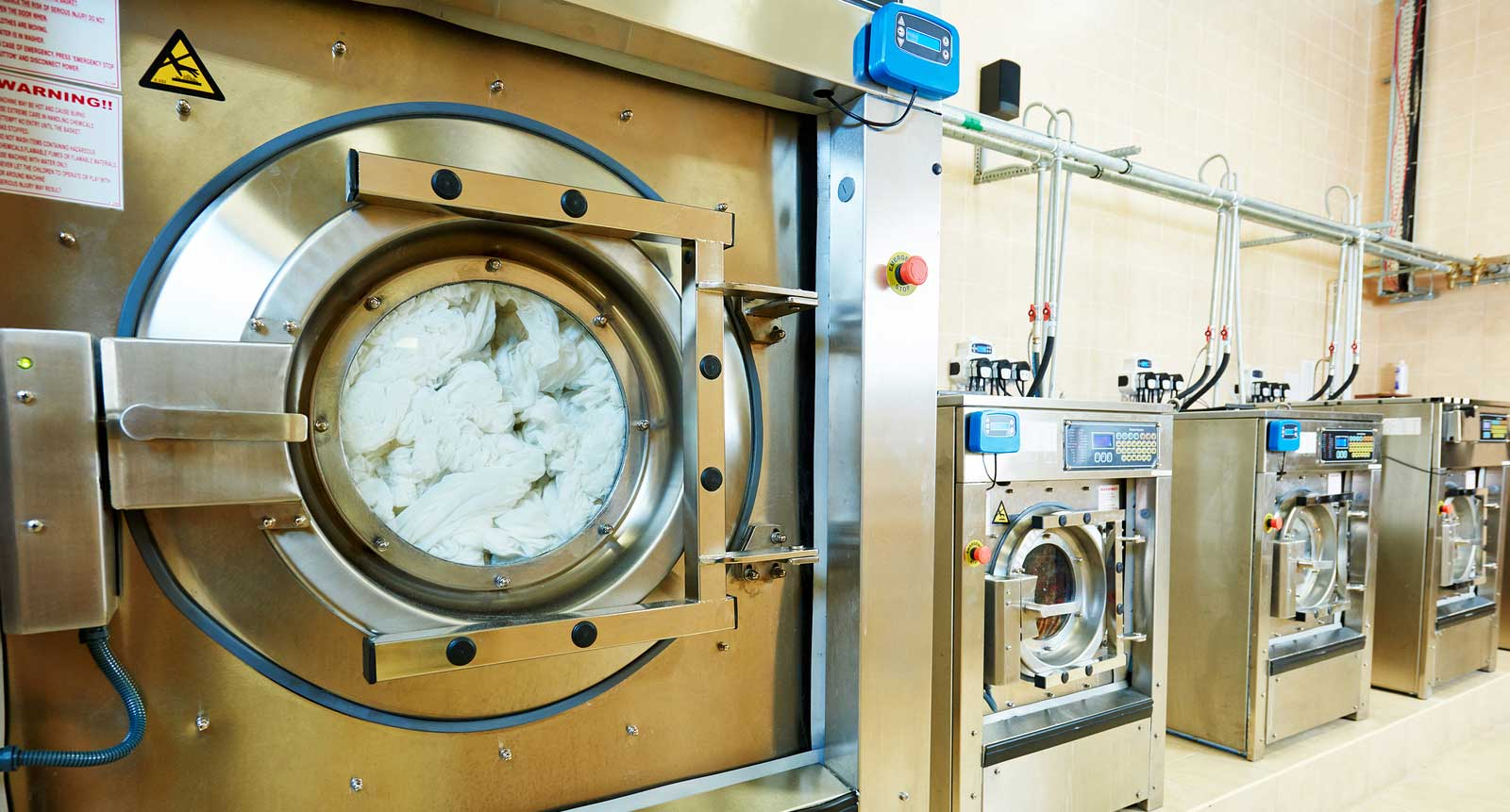 Environmental Compliance Support for the Industrial Laundry Industry