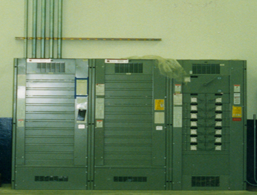 Industrial Laundry Electrical Design, Permitting and Plant Installation