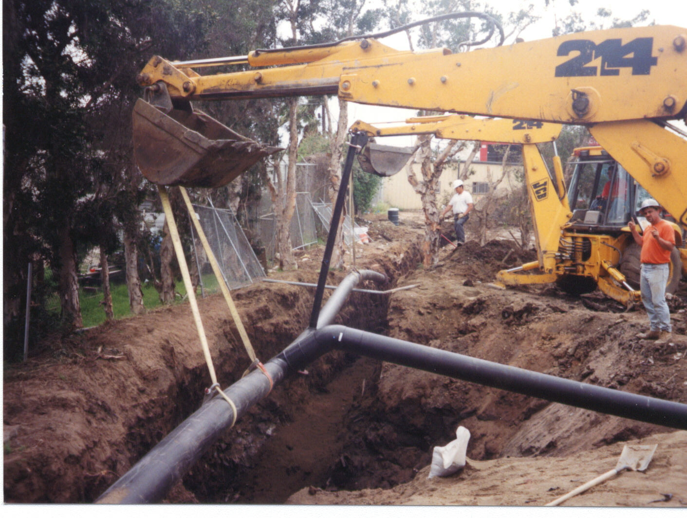 Construction Permits and Landfill Gas Control System by EEC