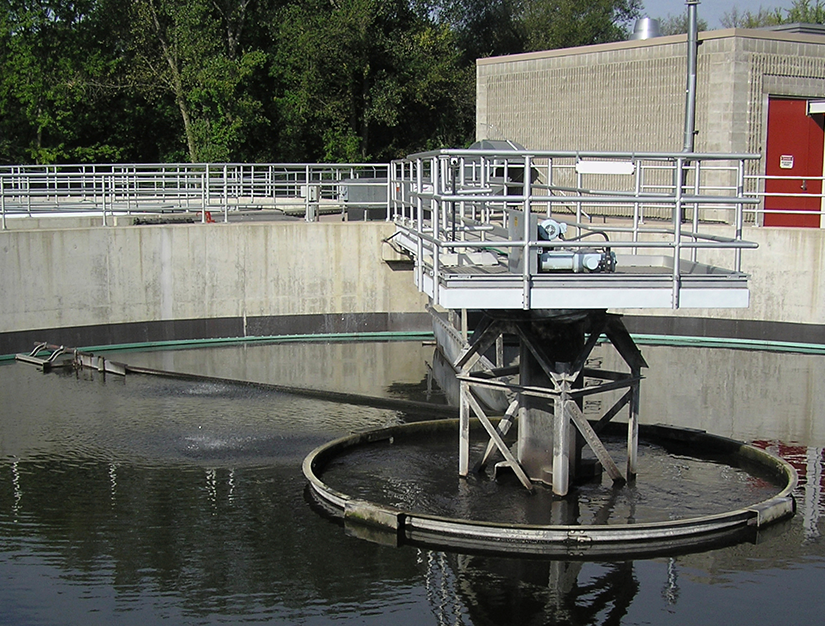 Wastewater Treatment Compliance